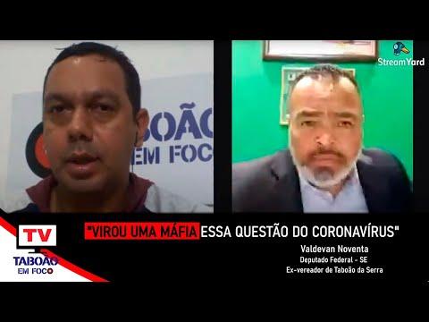 Entrevista com o deputado federal Valdevan Noventa