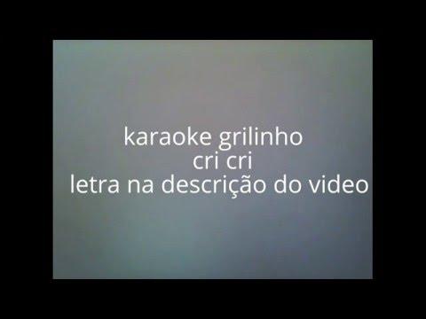 karaoke grilinho cri cri milena stepanienco