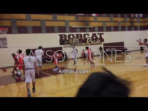 Kayson Jones-Otto Middle School
