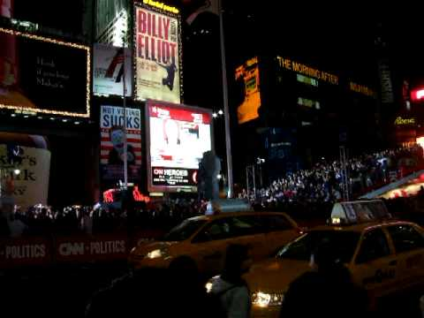 Times Square at 10pm EST Mp3