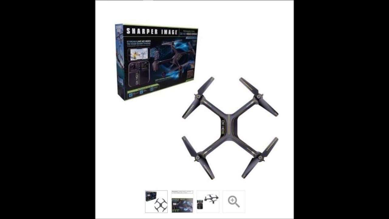 Sharper Image Drone App