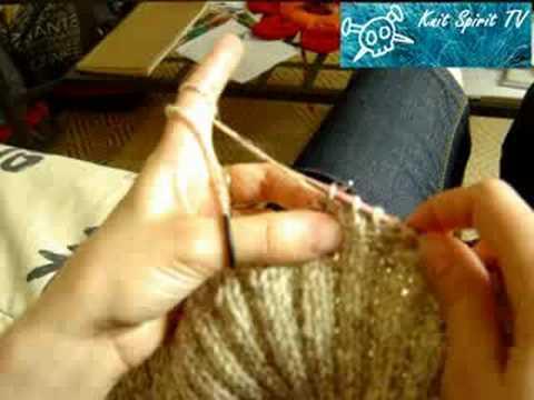 tricoter a la suisse