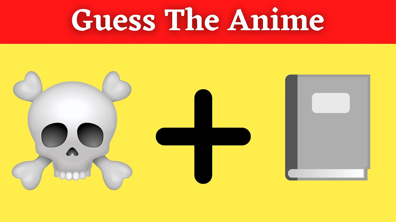 Download ANIME Emoji Quiz (Guess The Anime 2021) Ultimate Anime Quiz