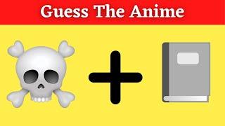 ANIME Emoji Quiz (Guess The Anime 2021) Ultimate Anime Quiz