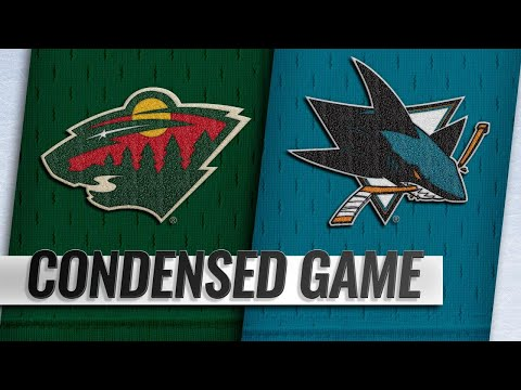 11/06/18 Condensed Game: Wild @ Sharks