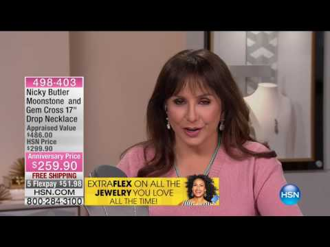 HSN | Silver Designs by Nicky Butler Jewelry Anniversary 09.23.2016 - 02 PM