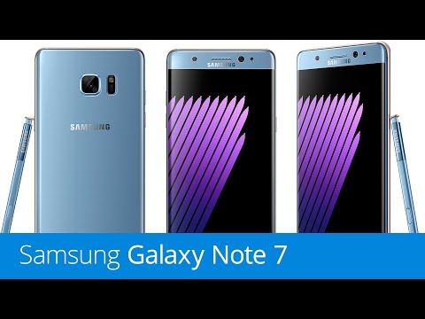 Samsung Galaxy Note 7 (recenze)