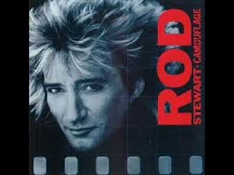 Rod Stewart Have You Ever Seen The Rain With Lyrics By Jr