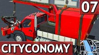 CityConomy #7 DER RASENMÄHERMANN Stadt Service Simulator