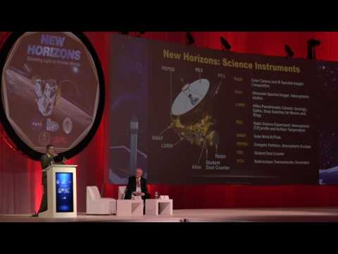 IAC 2016 - HLL2: The Exploration of Pluto and the Kuiper Belt by New Horizons