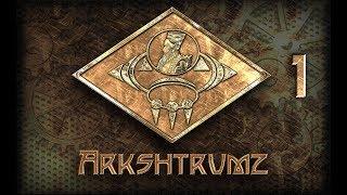 Двемерские руины Аркштрумц — Прохождение — Часть 1