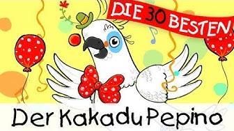 Der Kakadu Pepino    Kinderlieder zum Mitsingen und Bewegen