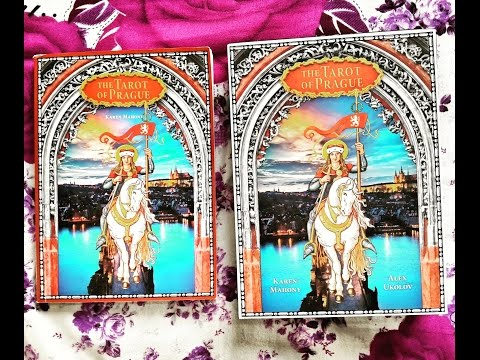 KP Love Mail #5 Tarot of Prague First Impressions