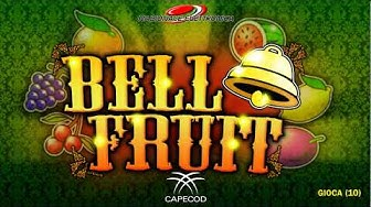 Bell Fruit (IT) - Slot Machine Capecod Gaming