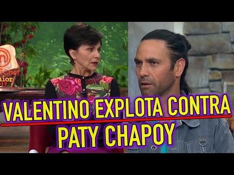 Valentino Lanús EXPLOTA CONTRA  Paty Chapoy EN VIVO en VENTANEANDO