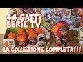 44 GATTI SERIE TV - COLLEZIONE COMPLETA 2019 - Blind Bags Edicola - Visio & Mary
