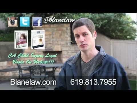 Is CA Court Attendance Required by Injured Child to Approve Settlement? San Diego Child Accident
