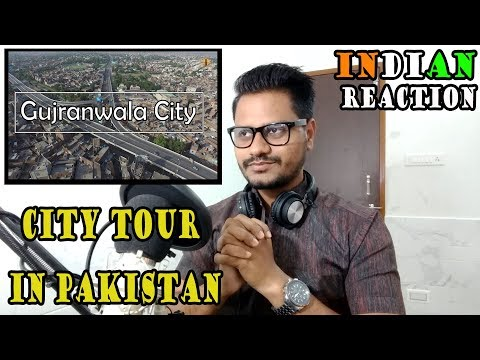 Indian Reaction on Gujranwala City Tour in Pakistan | Travel VLOG | Reacted By Krishna
