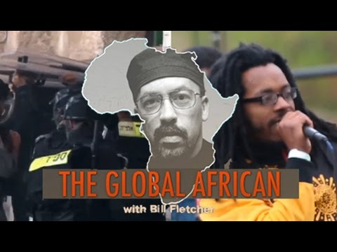 The Global African: Not a Rapper & Black-Palestinian Solidarity