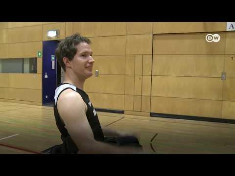 بإعاقة أو بدونها.. في ألمانيا يمكنك لعب كرة السلة من كرسي متحرك! | فراس بين الناس  - 17:57-2019 / 10 / 16