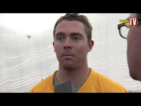 "Colt McCoy: ""I just want to come out and compete."""
