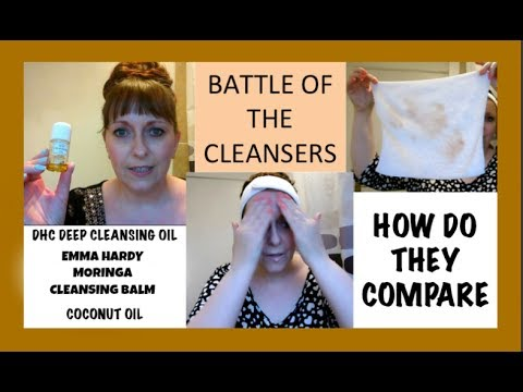 BATTLE OF THE CLEANSERS | HOW DO THEY COMPARE