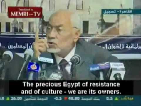 Egyptian Muslim Brotherhood Message on Jihad