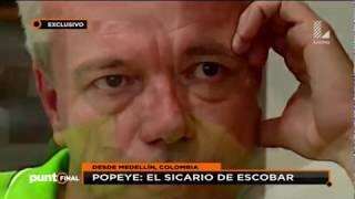 vuclip ⚫ Popeye: esta es la historia del sicario de Pablo Escobar