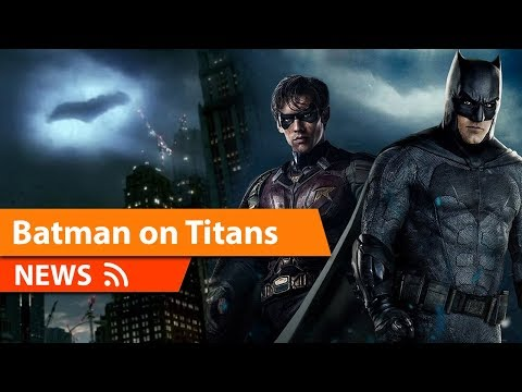 Batman's Future on TITANS Theories, Expectations & New Take on the Character