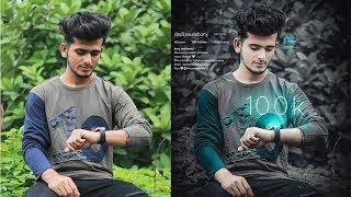 Visual effect Photo Editing In Photoshop cc & cs6