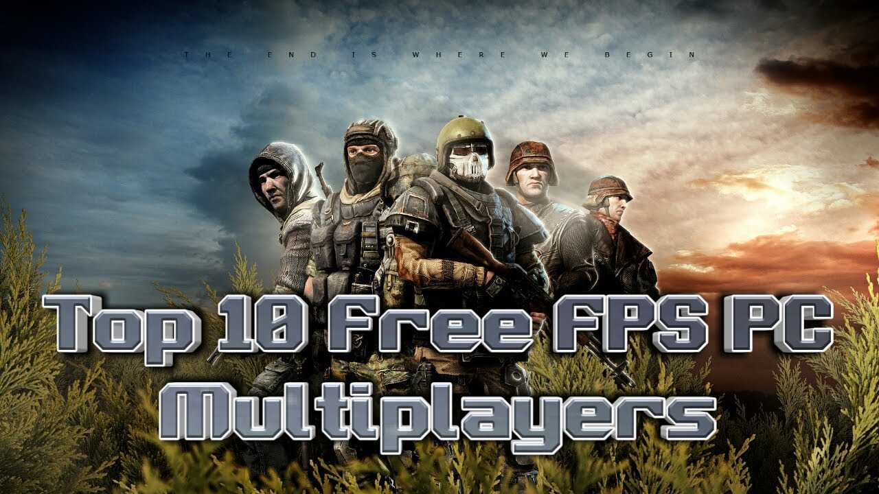 best free multiplayer games pc 2016