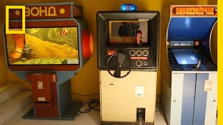 Play the Forgotten Arcade Games of the Soviet Union | National Geographic