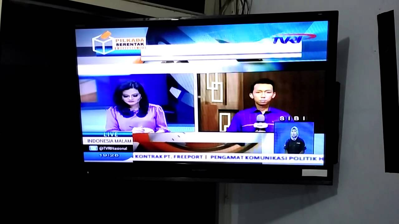 TVRI Bengkulu LIVE CROSS TVRI NASIONAL - YouTube