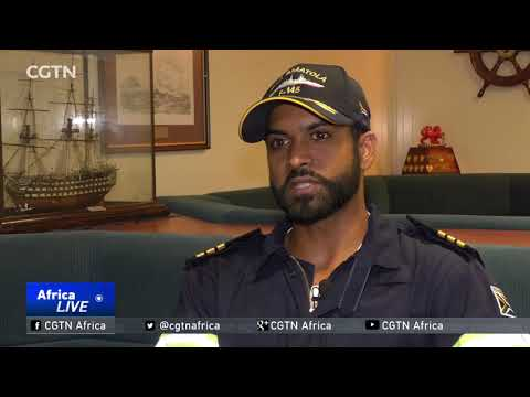 Maritime exercises involve South Africa, India and Brazil