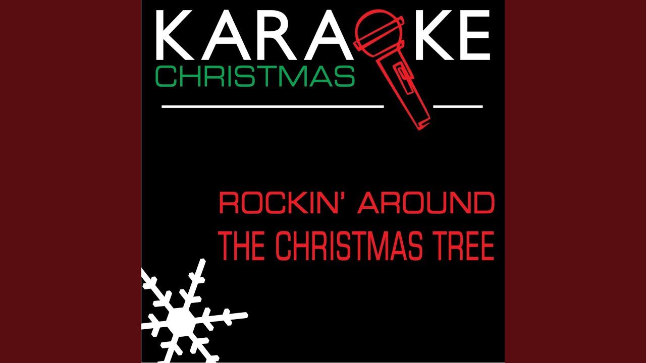 Rockin' Around the Christmas Tree (Karaoke with Lead Vocal) - YouTube