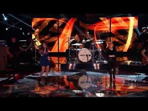 Paramore 2013 Ain't It Fun The Voice, Jacquie Lee