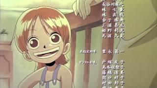 One Piece Movie 3 Opening Mabushikute - Dasein