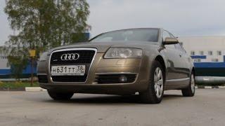 Лучше конкурентов? Audi A6 C6
