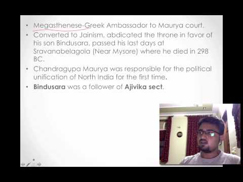 Mauryan Empire - Medieval History (CGL,SSC CHSL,CLAT,UPSC,IAS,PSC,Railways,CDS,NDA) General studies