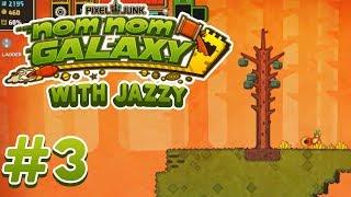 Nom Nom Galaxy with Jazzy - #3 - Chicken Berries!