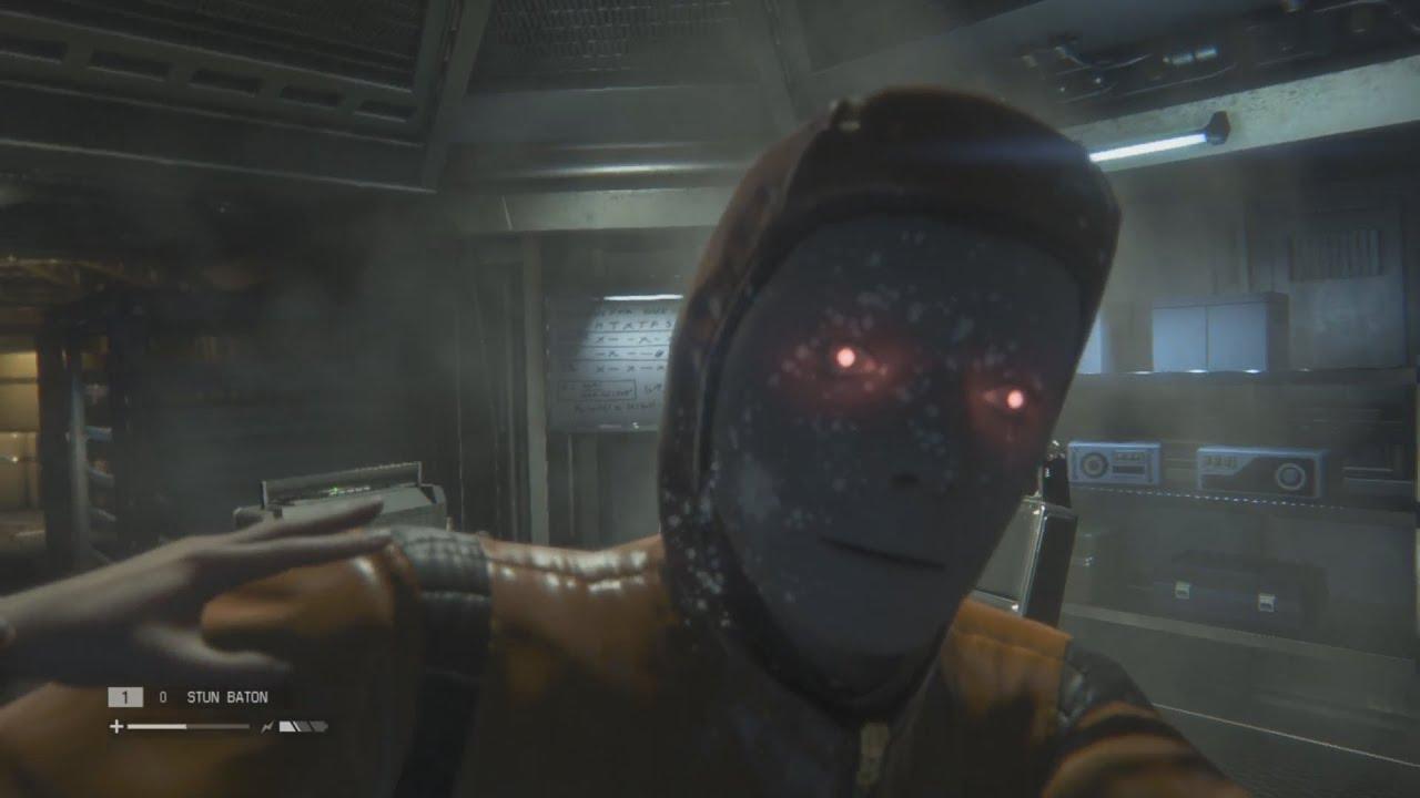 Alien Isolation (11) - Robot Rebellion - YouTube