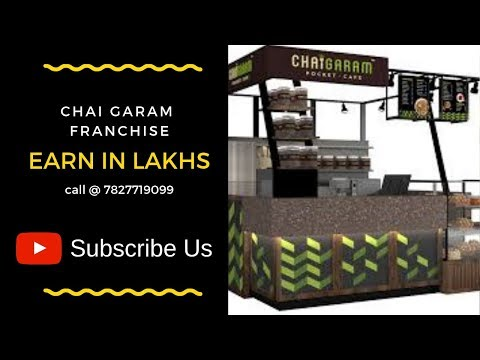 Chai Garam Franchisee Opportunity India | Tea Cafe Shop Business In Delhi L Chai Bar Franchise