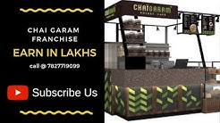Chai Garam Franchise Opportunity India || Tea Cafe Business in Delhi NCR