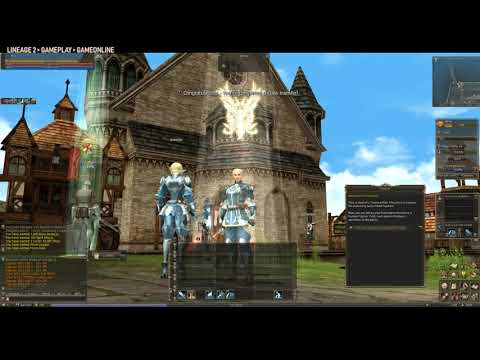 Up Level 1/32 in Lineage 2 EU Essence / Gameplay / GameOnline