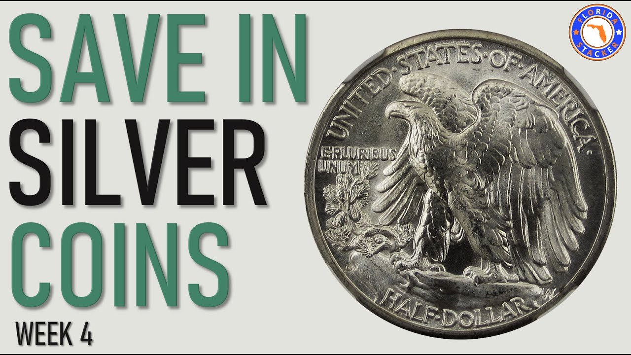 Saving Money with Constitutional Silver Coins | Be Your Own Bank $$$ Ep. 4