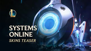 Pulsefire 2020: Systems Online | Official Skins Teaser - League of Legends