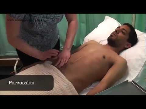 Abdominal OSCE Examination
