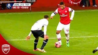 Serge Gnabry Has Destroyed Spurs Before...