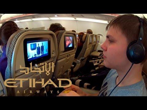 Москва—Абу-Даби—Бангкок с Этихад // Moscow—Abu Dhabi—Bangkok flight with Etihad A321, B-777