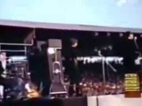 BEATLES CONCERTO MILANO 1965 PEPPINO DI CAPRI